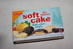 Griesson Soft Cake der Saison Quitte mit Apfel und feiner Honignote (Like_the_Grand_Canyon) Tags: keks cookie softcake