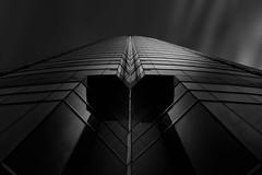 """Monolith"" - Architectural Fantasy #3 (josesuro) Tags: bw architecture digital tampabay florida fineart 2015 afsnikkor28mmf18g jaspcphotography nikond750"