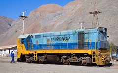 What now? (david_gubler) Tags: chile train railway llanta potrerillos ferronor