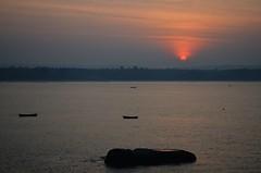 sunrise (kailas bhopi) Tags: sea sunrise 1855 konkan vengurla