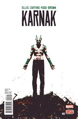 Preview: Karnak #2 (All-Comic.com) Tags: comics marvel karnak warrenellis previews kevinnowlan davidaja allcomicpreviews allcomic gerardozaffino