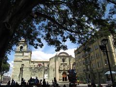 "Oaxaca: la Cathédrale Notre-Dame de l'Assomption <a style=""margin-left:10px; font-size:0.8em;"" href=""http://www.flickr.com/photos/127723101@N04/25337604530/"" target=""_blank"">@flickr</a>"