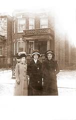 6546 S Minerva, 1912 (WayOutWardell) Tags: chicago woodlawn
