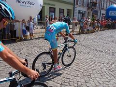 39 (zwij.pl) Tags: road cycling astana aru sworks