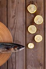 Mackerel & The Bubble Slides... (AntonioArcos aka fotonstudio) Tags: food fish cooking mackerel creative lemons foodporn gettyimages delicatessen mediterraneanfood foodphotography foodbloggers caballa creativefood