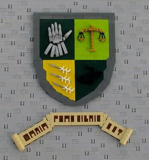 Uridius Dratiphe's Coat of Arms