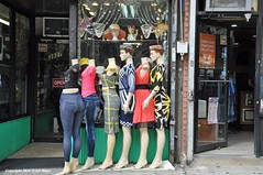 When You Lose Your Head To Fashion (Trish Mayo) Tags: fashion washington clothing mannequins merchandise storefronts stores heights thebestofday gnneniyisi