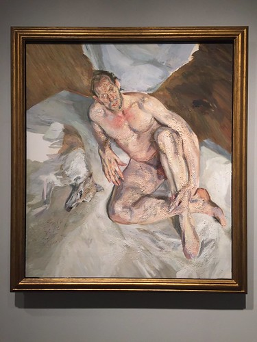 Unfinished Lucian Freud