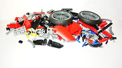 How to Build the Touring Motorcycle (Lego Technic) (hajdekr) Tags: travel bike toy lego engine motorbike help technic tip howto tips motorcycle boxer instructions motor guide manual dresser solution touring tutorial sixcylinder tuto moc bagger touringmotorcycle 6cylinder fairings assemblyinstructions boxerengine legotechnic myowncreation wehicle fulldresser windprotection buildingguide sixcylinderboxerengine fulldresstourer