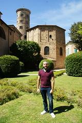 Ravenna, Italy, April 2016