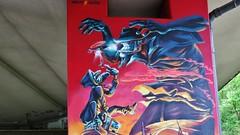 Ebola & Aien / Anderlecht - 22 apr 2016 (Ferdinand 'Ferre' Feys) Tags: bxl brussels bruxelles brussel belgium belgique belgi streetart artdelarue graffitiart graffiti graff urbanart urbanarte ebola aien arteurbano ebo