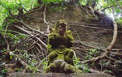 Guard (terrelltat) Tags: temp bali nature indonesia temples