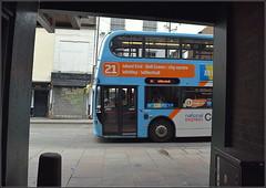 Burges, Coventry (paulburr73) Tags: road street bus buses alexander dennis coventry nxc burges adl 4836 enviro400 nxwm
