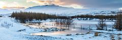 r Hlsaskgi (piparinn) Tags: winter sunset landscape iceland sland eyjafjrur vetur landslag kerling heidar slsetur hlarfjall goldcollection hlsaskgur canon70d piparinn