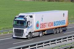 Volvo FH  Joker Int. Transport (karl.goessmann) Tags: volvo transport joker a3 trucks furka makedonia