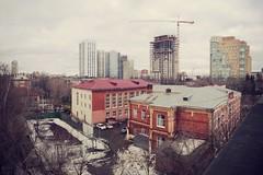 [growing city centre] ( -  ) Tags: buildings spring wings construction russia victoria perm     newcentre        krylya        novyitsentr sibirskayastr shvetsovastr revolyutsiistr