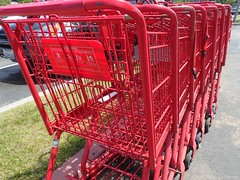 Red Grocery Carts - Olympus Stylus Tough TG-4 (divewizard) Tags: california red store parkinglot market olympus traderjoes stylus grocery manhattanbeach tough grocerycart marketbasket grocerycarts losangelescounty tg4 90266 chrisgrossman marketcart marketbaskets marketcarts olympustg4 olympusstylustoughtg4