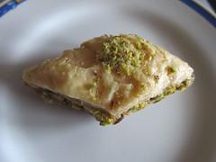 Pistachio baklava IMG_5182 (tomylees) Tags: saturday pistachio pastry april 9th essex baklava 2016