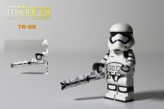 TR-8R - The Force Awakens (TheCampervanTom) Tags: star force lego wars sick loyal spins traitors awakens tr8r