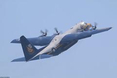 "US Navy Blue Angels C-130 ""Fat Albert"" (Nate Burrows Photography) Tags: florida c17 blueangels budweiser f5 t6 fatalbert t6texan naskeywest sh60 budweiserclydesdales usnavyblueangels mattyounkin skipstewart gregshelton billgordon twinbeech18 skipstewartpittss2s southernmostaviationspectacular"