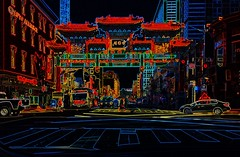 ChinaTown H st. Arch, Neon Multicolor on Black #1 (aeleazer1(Busy,Off/On)!!!) Tags: china camera city pink light red orange 6 sun abstract blur color art texture colors sunshine yellow mobile skyline architecture upload painting square town canal blog dc washington interestingness interesting neon chinatown bright random bokeh outdoor painted air text explorer picture explore dcist colored plus relaxation tagging api squared facebook iphone ipad metroarea twitter colorpicture infinitescroll flickriver iphoneart iphonagraphy aeleazer1 aeleazer andreeleazer