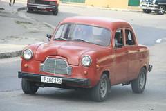 I think this is a British Ford Zephyr Six 1951-6 (big.vern81) Tags: ford havana cuba zephyr