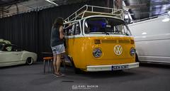 Retro VW Bus (karlbadkin) Tags: show bus car vintage golf beetle german bmw beatle modified jetta van audi polo herbie rocco vag scirocco herby