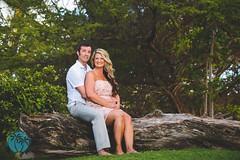 Romantic Maui Sunset Session (brandon.vincent) Tags: park portrait love beach island hawaii couple maui tropical destination romantic wailea keawakapu mokapu