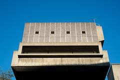 Brutal Utopias - A Tour of the Southbank Centre (photosam) Tags: england london architecture concrete prime raw unitedkingdom fujifilm nationaltrust southwark modernist brutalist lightroom southbankcentre xe1 sirdenyslasdun fujifilmx xf35mmf14r xf35mm114r brutalutopias