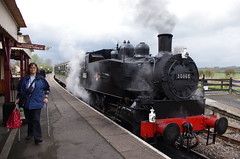 IMGP9883 (Steve Guess) Tags: uk england usa train kent tank railway loco steam gb locomotive bodiam eastsussex tenterden 30065 060t