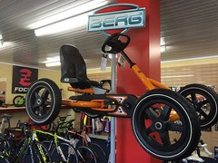 Conway Cycles Showroom6