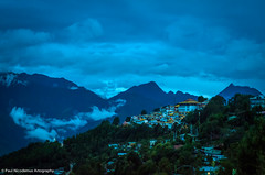 PSN_4250 (Paul Nicodemus) Tags: travel mountains nature night clouds landscapes rocks skies adventure monastery solo greenery roads himalayas valleys tawang arunachalpradesh