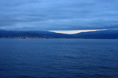 The Italian Coast - Early Morning (demeeschter) Tags: morning sea italy ferry boat vado ligure savona