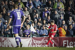 10580924-088 (rscanderlecht) Tags: sports sport foot football belgium soccer playoffs oostende roeselare ostend voetbal anderlecht playoff rsca mauves proleague rscanderlecht kvo schiervelde jupilerproleague