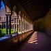 Arles de Tec, Abbaye Sainte-Marie