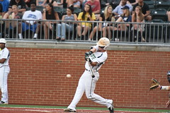 Baseball-vs-Citadel, 4/26, Chris Crews, DSC_2673 (Niner Times) Tags: baseball charlotte citadel 49ers ncaa bulldogs unc d1 uncc cusa ninermedia