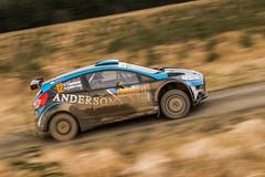 pirelli rally kielder forest 1/5/16 (toffeeboy70) Tags: ford nikon sigma fordfiesta sigma70200mm fordfiestar5 nikond610