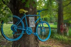 Dreamin' the dream... (jenni 101) Tags: route66 dof bikes hss topazeffects slidersunday nikond7200
