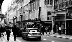 street lisbon bnw (mgkm photography) Tags: street urban blackandwhite bw blancoynegro portugal monochrome calle lisboa lisbon streetphotography gimp streetphoto rua pretoebranco blackandwhitephotography streetshot urbanphotography shotwell lisboetas fotografiaurbana blackwhitephotos nikonphotography opensourcephotography ilustrarportugal d7000 europeanphotography streettogs lisbonarua