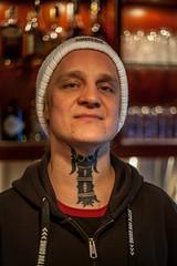 Cool tattoo, spotted in Finland (ReinierVanOorsouw) Tags: road trip travel tattoo canon nederland roadtrip canon5d scandinavia challenge tatoeage noordkaap escandinavia cartravel scandinavie scandinavi 3fmseriousrequest canon5dmarkii noordkaapchallenge
