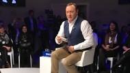 Kevin Spacey tritt in Davos auf (trevormccallin) Tags: kevin davos spacey tritt