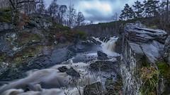 Rogie Falls (Tidyshow) Tags: water beautiful landscape scotland waterfall highlands rocks sony scottish falls highland f22 manfrotto schottland schotland scozia rogie skotlanti 1650 skotland skotsko škotska škotija a77ii ilca77m2