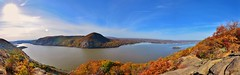 Hudson Highlands (RWGrennan) Tags: park new york sky panorama mountain ny storm castle fall water rock clouds river island climb highlands nikon king view state ryan pano panoramic hike ridge valley hudson 5100 bannermans breakneck grennan pollepel d5100 rwgrennan rgrennan