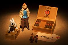 TINTIN (buddha00777) Tags: snowy cigar tintin cigare milou herge florfina lescigaresdupharaon cigarsofthepharaoh