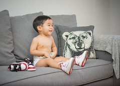 Jaxon 2 Years Old (TIP|Photography) Tags: birthday baby basketball photography toddler infant shoes air indoor retro jordan 2nd collection sneaker kicks bball sole nba collector sneakerfreak 1s sneakerhead 2s shoehead wdywt sneakerholic