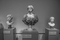Portrait sculpture (Ciddi Biri) Tags: portrait sculpture berlin museum portre heykel mze berlinmuseum siyahbeyaz tarihieser sanateseri historicalart blackandwtihe epl3 1442rii m43turkiyecom berlinmzesi