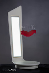 WiNEOLED3_lowdef (kinetikrick) Tags: lighting lamp wine lg redwine luce lampada vino enoteca oled vinorosso sommelier enologo deslabs wineoled