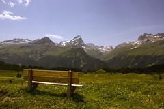 Alp Flix (Basel101) Tags: schweiz outdoor sur wald wandern spass wellness gebirge sitzen graubünden erholung bivio alpflix hochgebirge marmorera