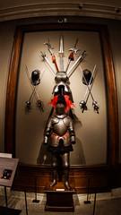 Good sir knight... (nycckynyc) Tags: museum baltimore armor knight armour weapons waltersartmuseum a77 platemail