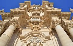 Sicily 4 (orientalizing) Tags: desktop italy architecture facade temple syracuse sicily duomo baroque siracusa ortigia doric archaic cathdral featured piazzaminerva 1693 templeofathena andreapalma sixthcenturybc islandofortigia byzantinechurchofthetheotokos greektemplesencasedinbaroquecathedrals